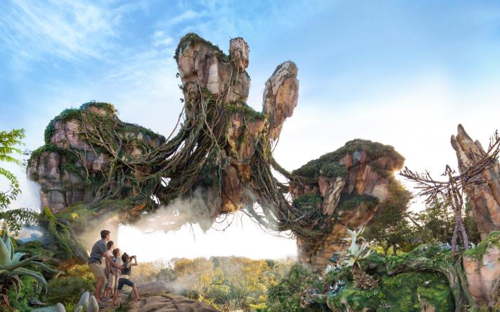 Pandora, the World of Avatar