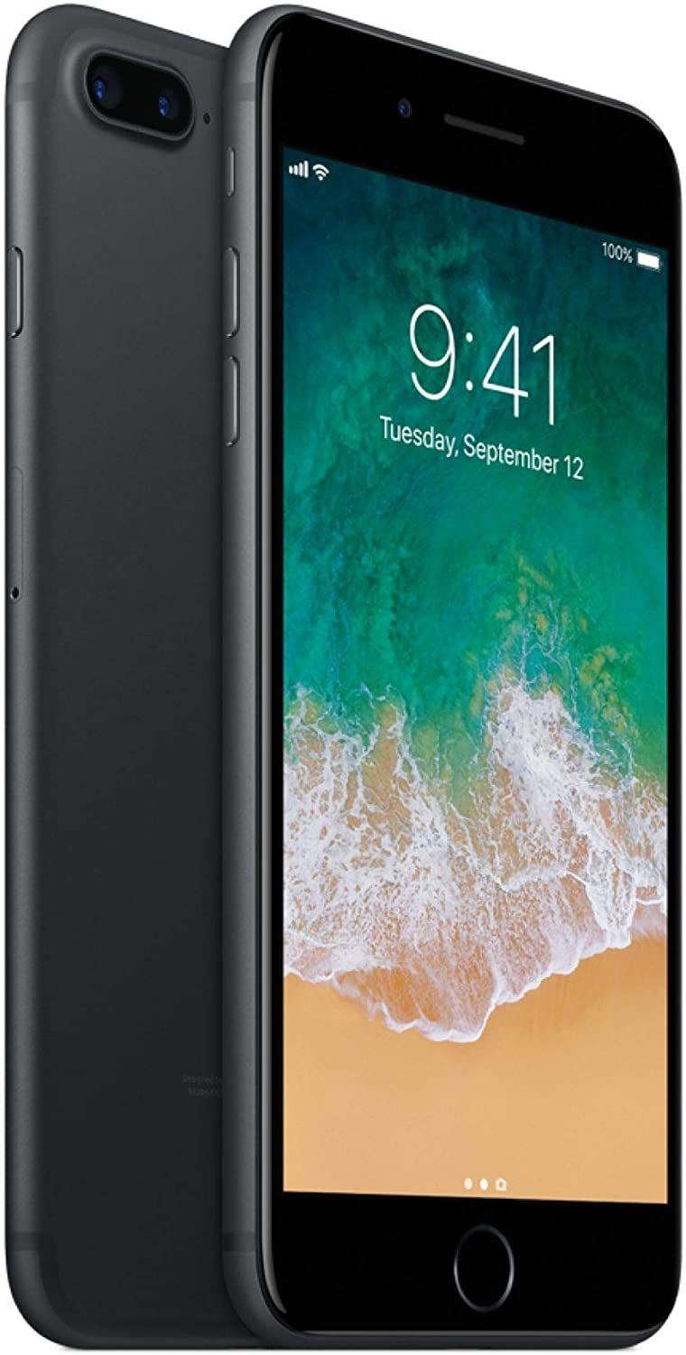 Apple Iphone 7 Plus 128gb Black For At T T Mobile Renewed Apple Iphone Prepaid Cell Phones Apple Iphone 6s