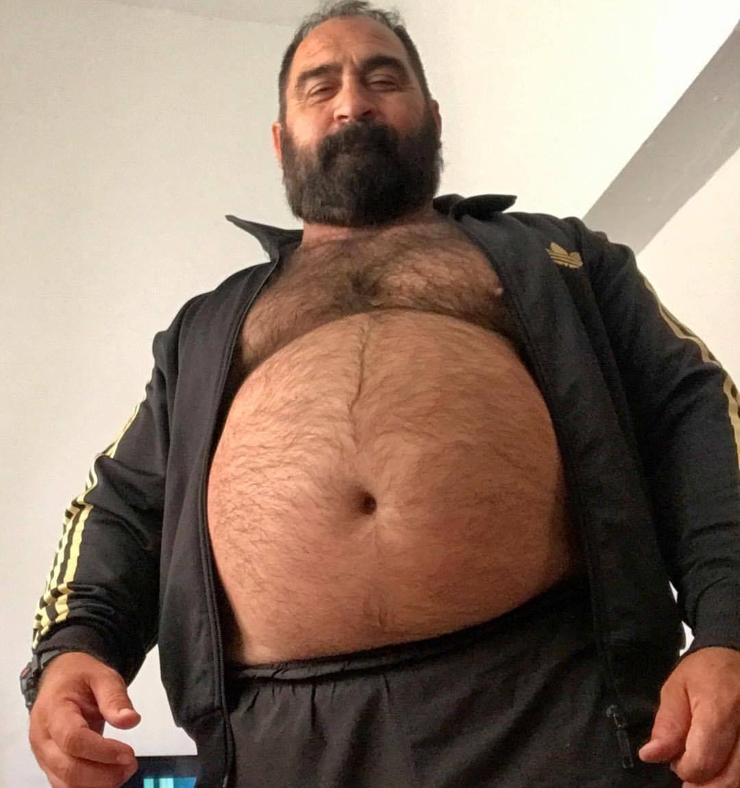 Big black hairy bears
