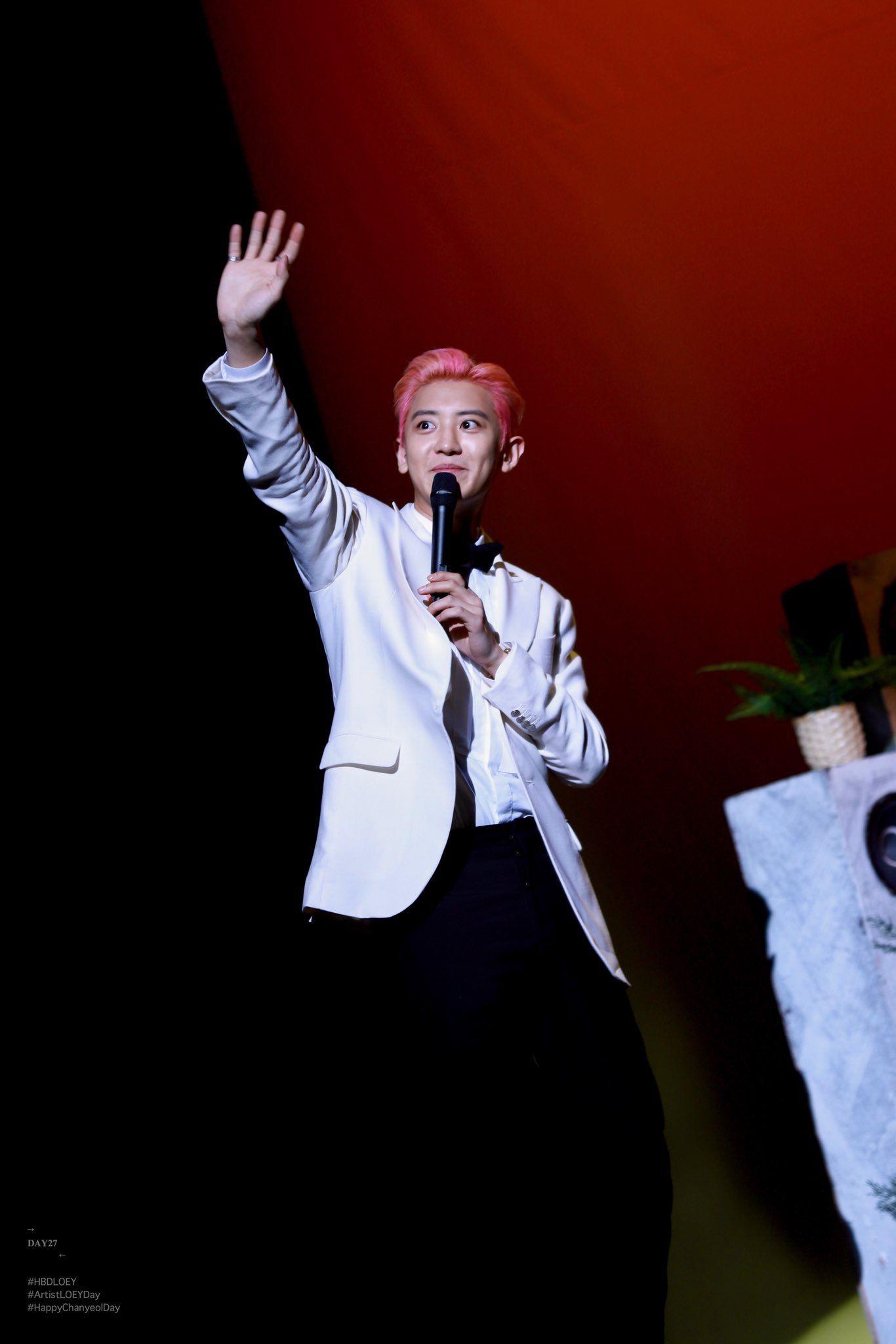 Chanyeol [HQ] 191126 Birthday Party EXO Chanyeol