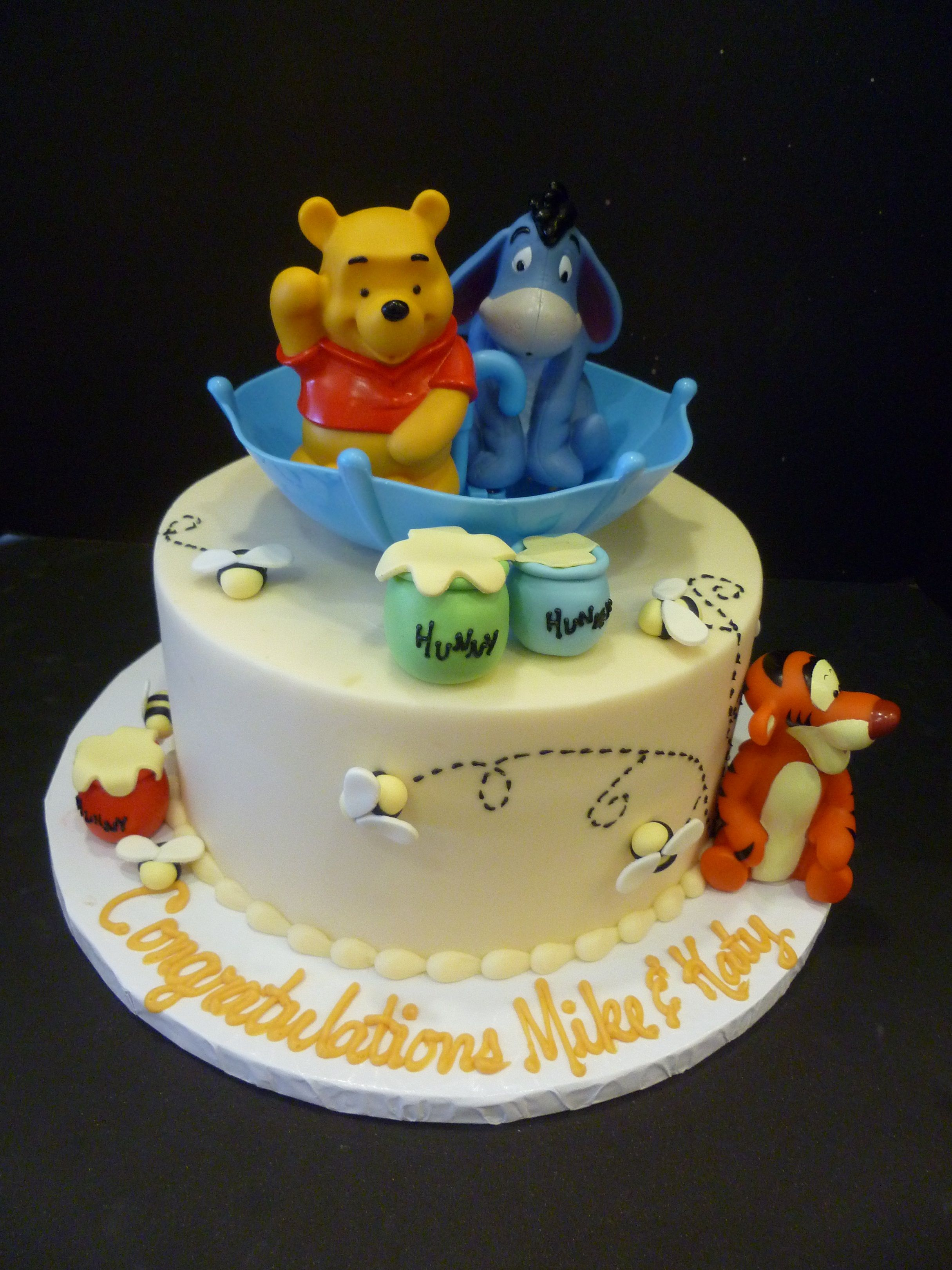 Boy Oh Boy Baby Shower Cakes