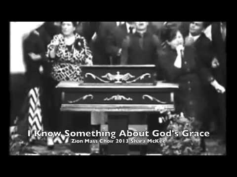 Shara McKee, Zion Mass Choir