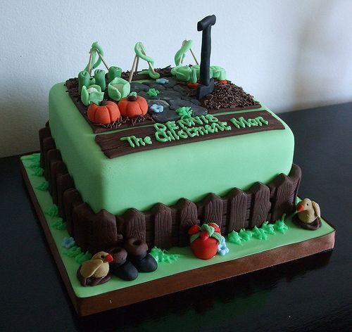 Best 25 Allotment Cake Ideas On Pinterest Garden Cakes