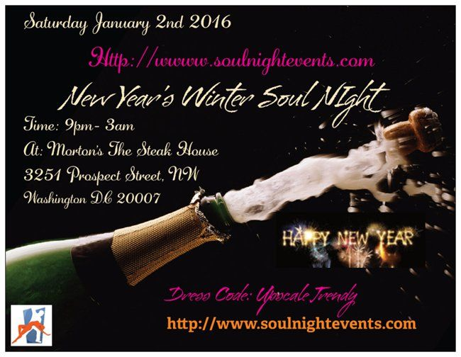 Join us to celebrate the #NewYear in style with the best in music get tickets today www.soulnightevents.com #DCnightlife #DCNYE #DCNewYear #DCParty #DCclubs #DMV