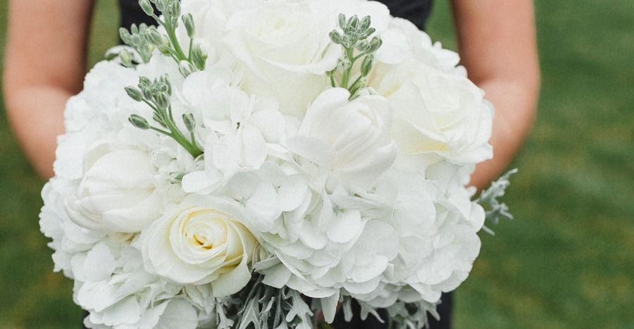 Traditional Spring Wedding