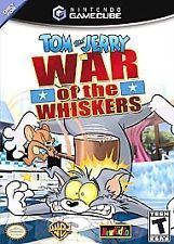 Tom And Jerry War of the Whiskers - GameCube Game | 0 game cube