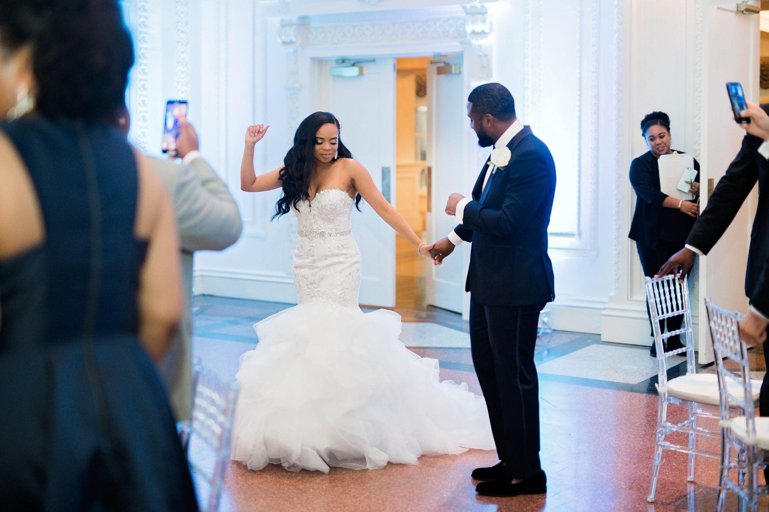 Darla + Quinton   Wedding at The Mayo Hotel in Tulsa, OK — Pharris ...