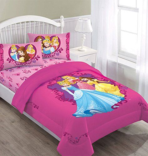 Pin On Kids Disney Girls Boys Comforter Bedding Accessory Sets