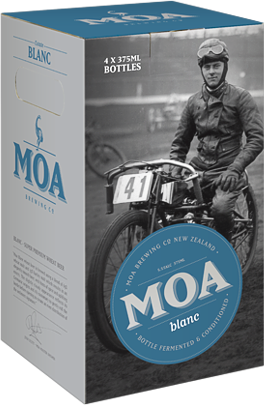 Moa Beer Packaging | @Oh Beautiful Beer