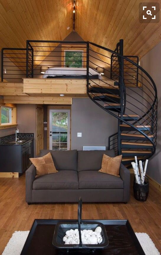 Pin By Hannah Nicholas On Le Projet Extension Tiny House