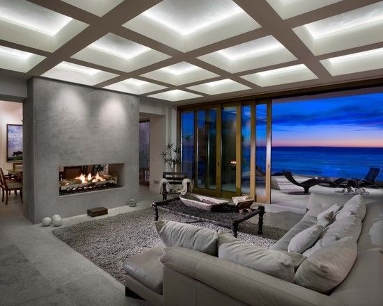 Contemporary Living Room Design, Pictures, Remodel, Decor and Ideas - page 18