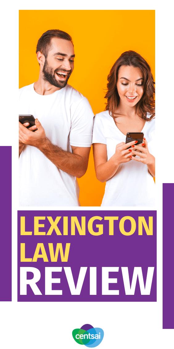 Lexington Law Review Centsai Lexington Law Credit Repair Companies Debt Solutions