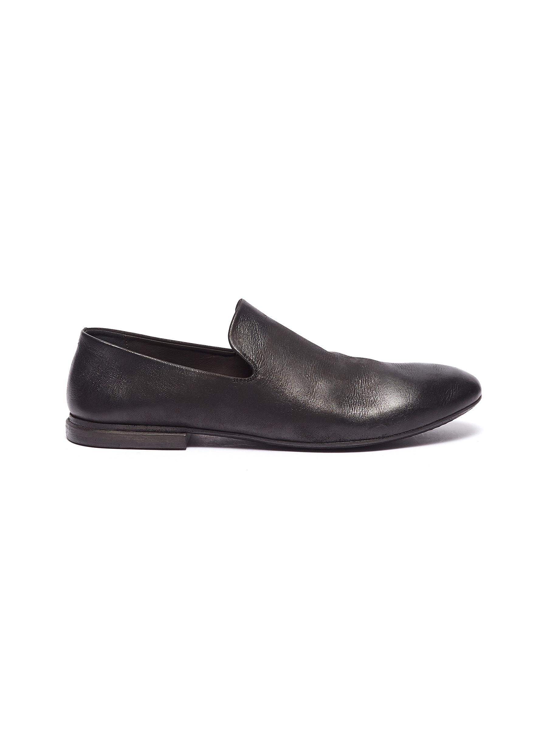 Marsèll 'sdende' Slip Distressed Leather Onsmarsèllshoes AcL435RjqS