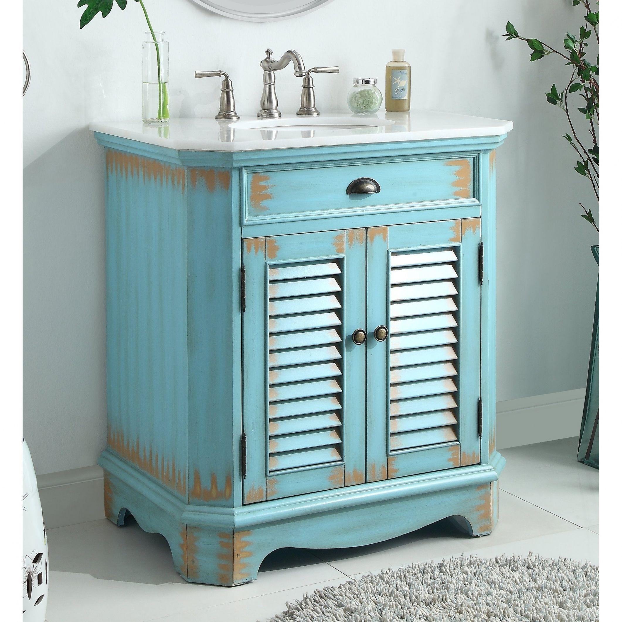 Fresh Turquoise Bathroom Vanity Bathroom Fresh Turquoise Vanity In 2020 Blue Bathroom Blue Bathroom Vanity Turquoise Bathroom