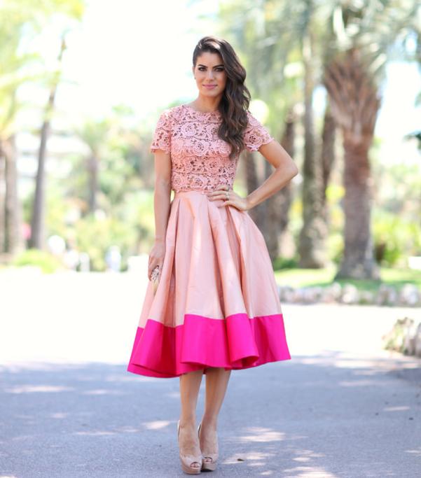 Camila Coelho Cannes 2014