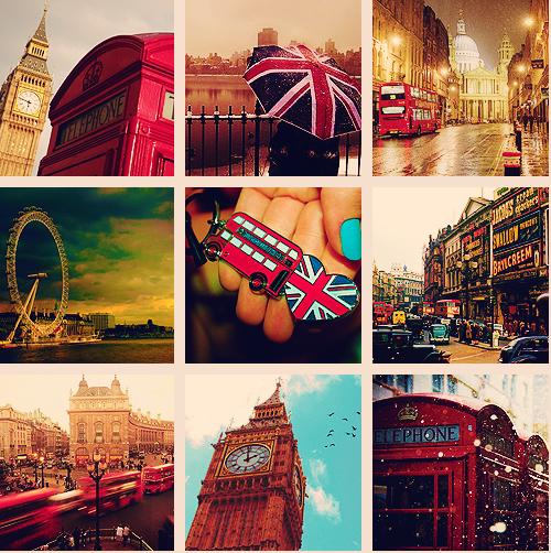 <3 British Love