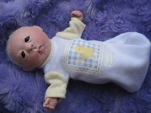 Baby Ellie <3 By JessicasClayBabies on ebay