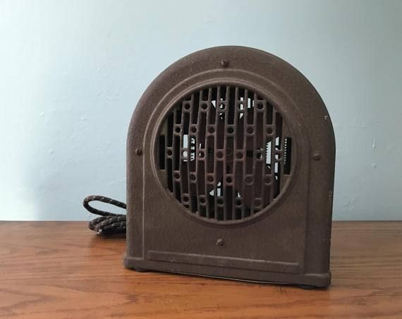 Westinghouse Table Electric Heater Fan  by GratefulBlessingsVtg