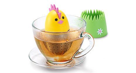 Schwimmendes Tee-Ei