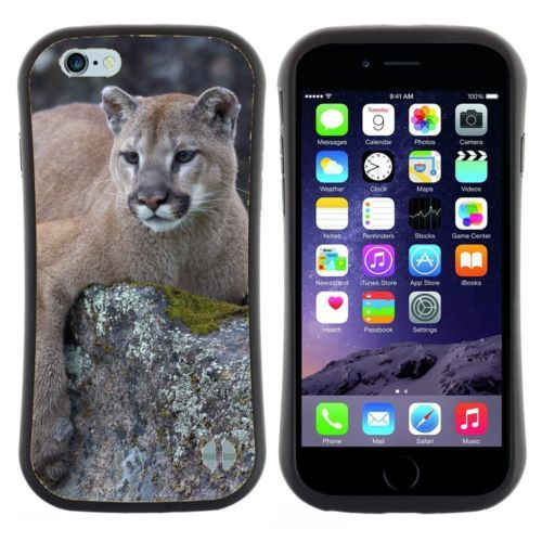 Anti-drop #shockproof #heavy duty case for #apple iphone mountain lion,  View more on the LINK: http://www.zeppy.io/product/gb/2/282256843170/