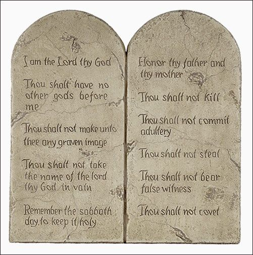 Free Picture Of The 10 Commandments Google Search Ten Commandments 10 Commandments The Covenant