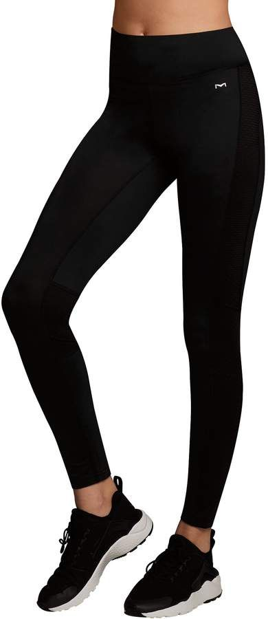 5e7a557cd521e1 Maidenform Women's Sport Base Layer High-Waisted Leggings | Products ...