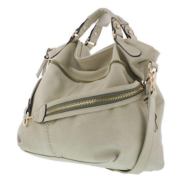 Melie Bianco Fergie Over-Sized Hobo Bag  aa60a541f3f