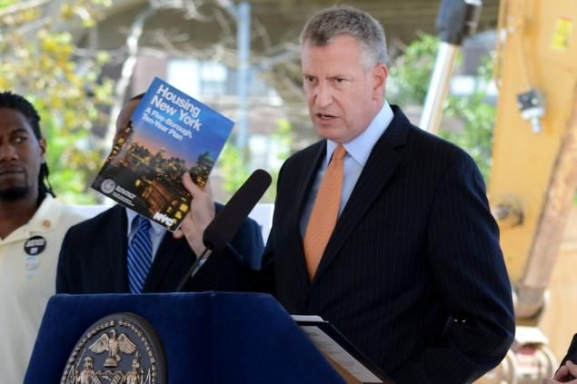 More affordable housing needed under de Blasio plan: Council