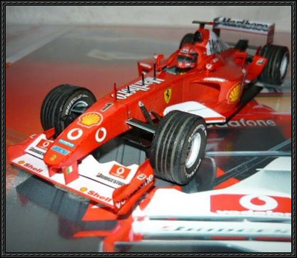 Pin By Papercraft Square On Paper Craft Square Paper - f1 car 3d model free download