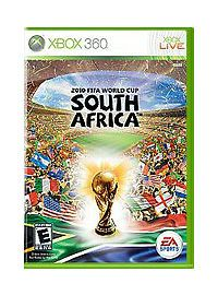 2010 Fifa World Cup South Africa Game Xbox 360 Soccer Fifa World Cup Fifa World Cup