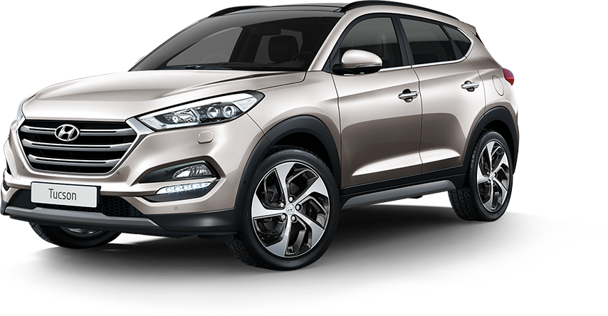 All New Hyundai Tucson 2016 Compact Suv Uk
