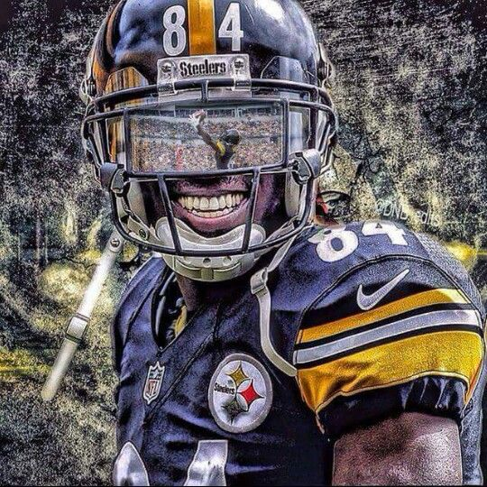What A Player Love To Watch Ab Play Troy Polamalu Pinterest