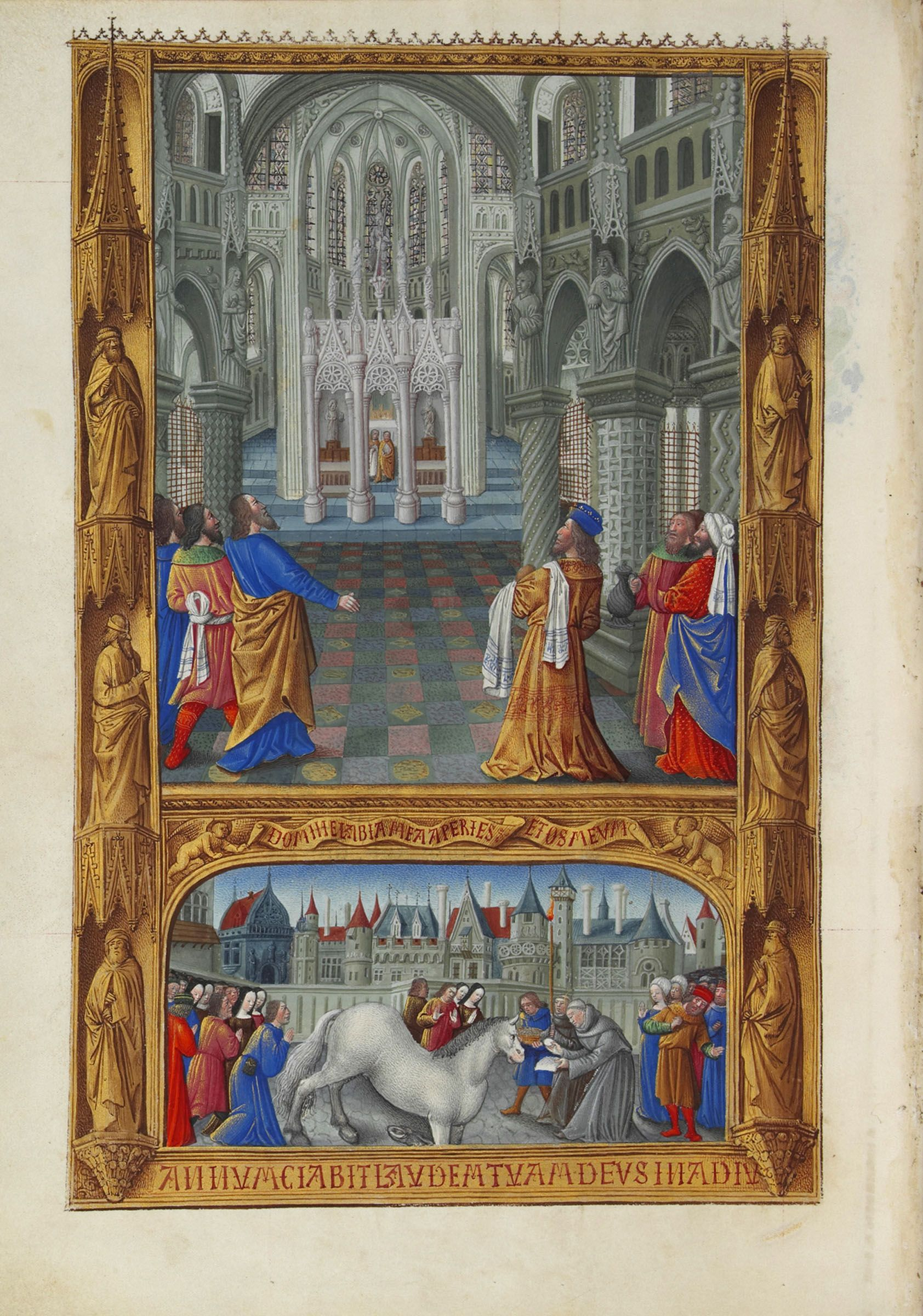 Limbourg brothers : Très Riche...