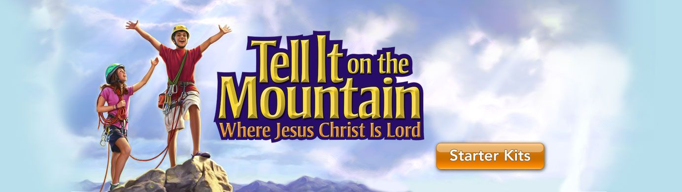concordia vbs 2013 theme  u00bb tell it on the mountain