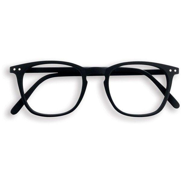 Black Square Frame Reading Glasses 38 Liked On Polyvore