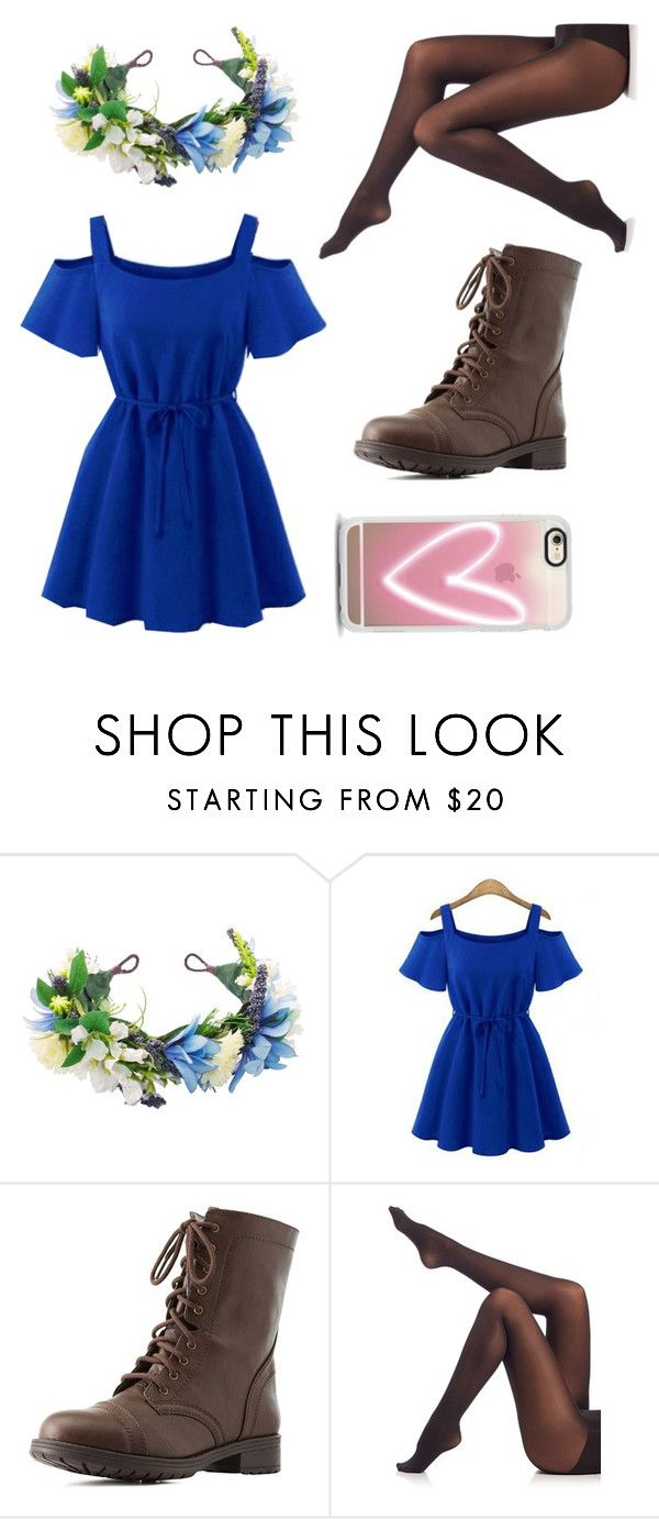 """""""//My Style// -43-"""" by ashyrosepetal on Polyvore featuring Charlotte Russe, SPANX and Casetify"""