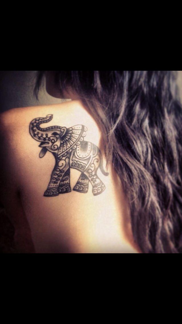 I love this elephant! <3