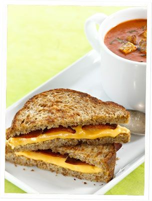 Smart Bacon® Grilled Cheese