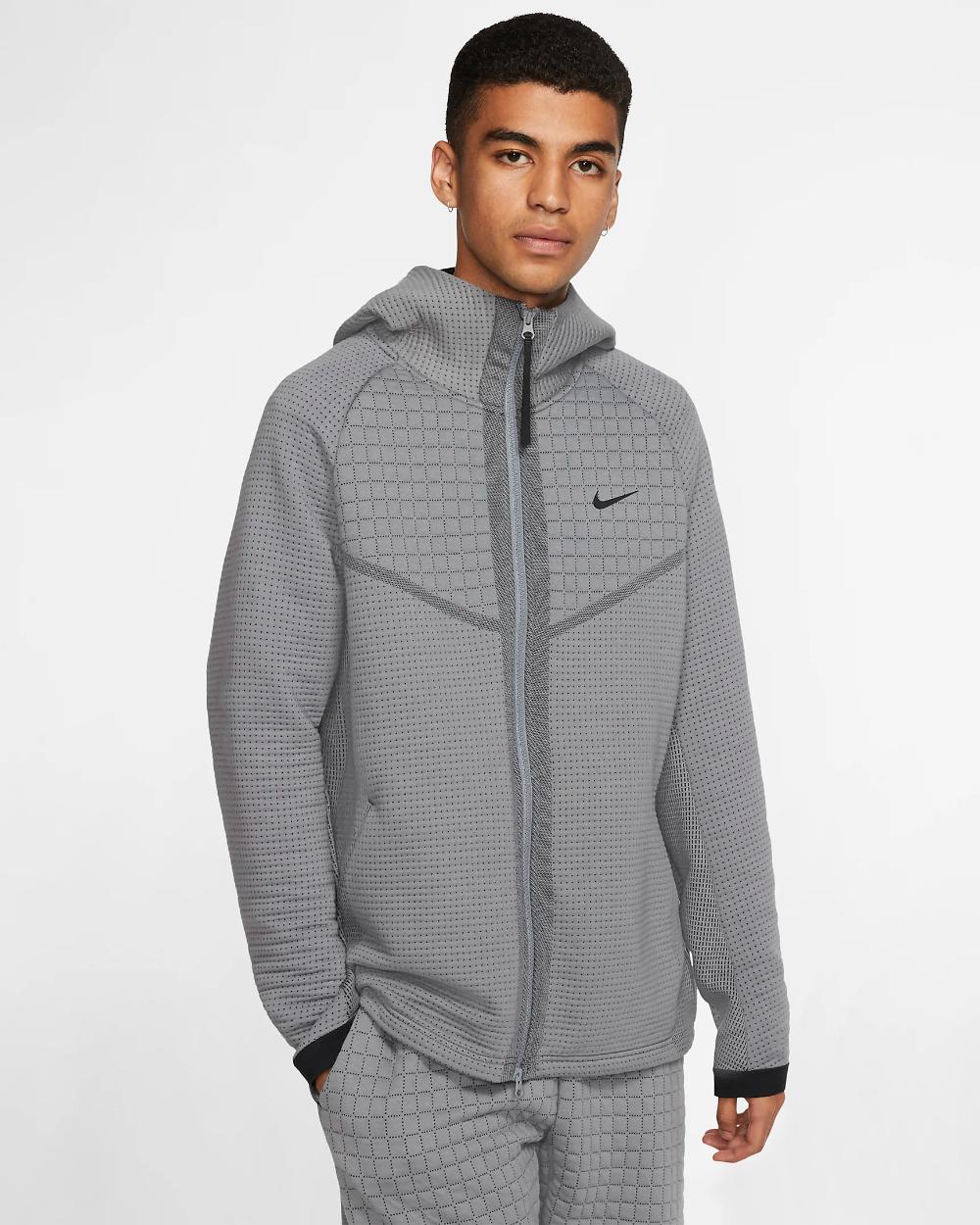 Nike Sportswear Tech Fleece Engineered Men S Full Zip Hoodie Nike Com Full Zip Hoodie Tech Fleece Nike Sportswear