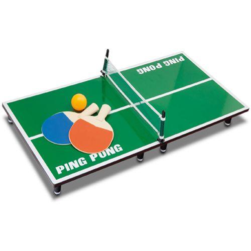 Mini Ping Pong De Madera 2 Raquetas Y 1 Bola Incluidas Www Tusregalosdeempresa Com Ping Pong Regalos Para Niños Niños