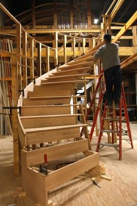 Glen Rock Stairs Stairs Design Interior Wood Staircase Stairs