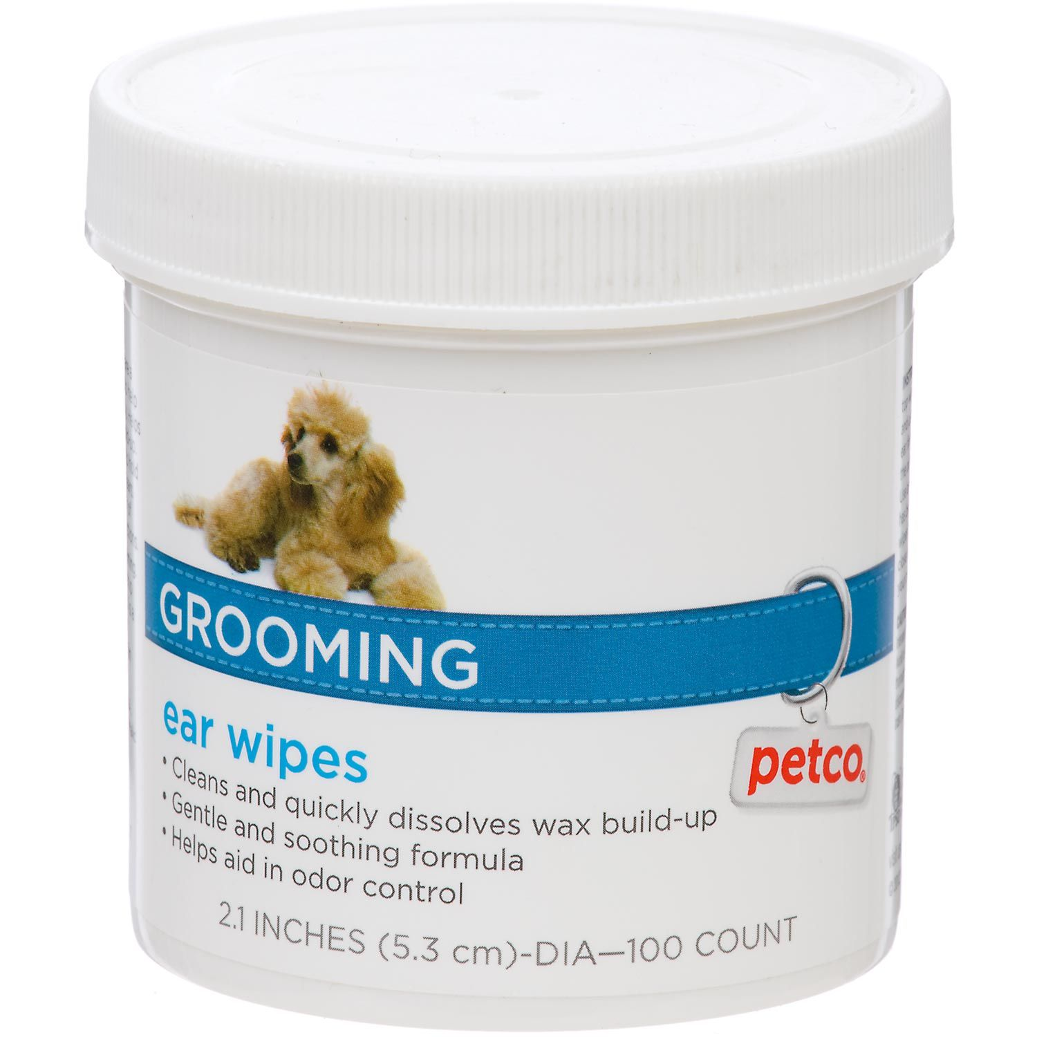Petco Grooming Ear Wipes For Dogs Alimentos Para Mascotas