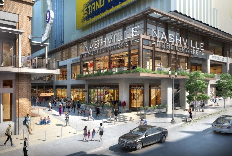 Assembly food hall announces the names of four restaurants