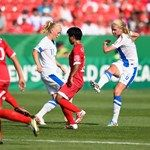 Fifa U 20 Women S World Cup 2014 News Finland S Laaksonen Shooting For The Top Fifa Com World Cup Women S World Cup Fifa