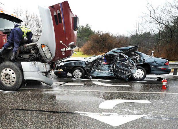 Semi Truck Accidents Google Search Car Fails Big Trucks Big