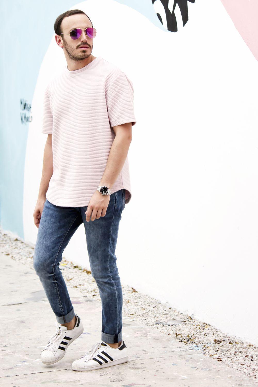 moda caballero rosa cuarzo - Buscar con Google
