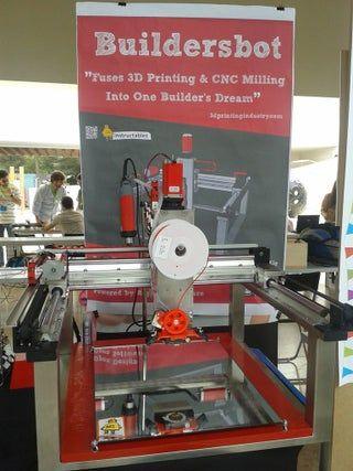 Photo of Arduino-gesteuerter CNC / 3D-Drucker-Hybrid