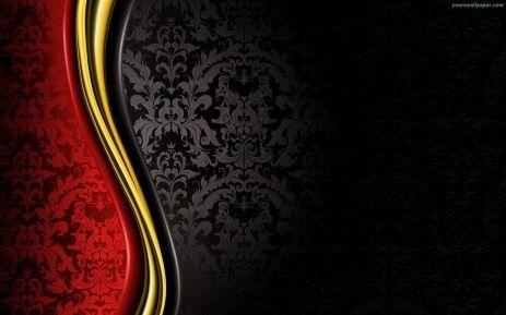Luxury Red Black Design Background Black Y White Black Background Design Red And Black Background Background Design Red black white gold wallpaper