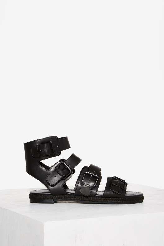 102affa127a Kendall + Kylie Jackie Leather Sandal - Shoes