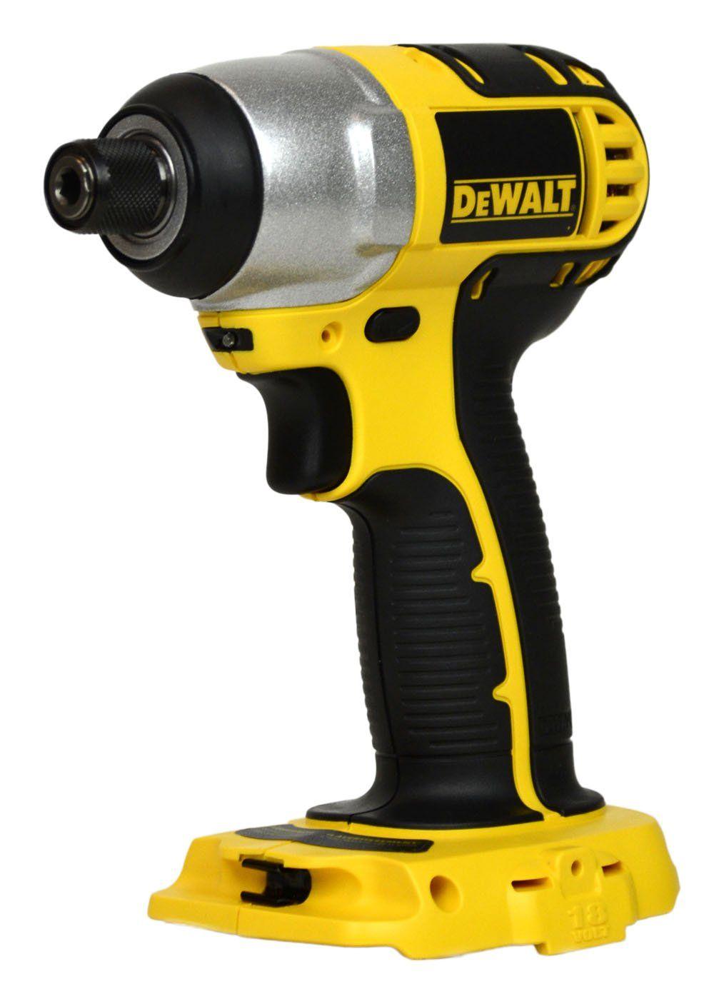 Dewalt Dc825 2 Pack 18v 1 4 Hex Cordless Impact Driver New Bare